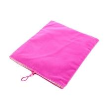 Ochranné pouzdro pro Apple iPad 1. / 2. / 3. / 4.gen. - semišové - růžové