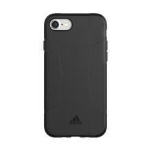 Kryt ADIDAS pro Apple iPhone 6 / 6s / 7 / 8 - pevný - gumový - černý / šedý