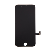 LCD panel + dotykové sklo (touch screen digitizér) pro Apple iPhone 8 / SE (2020) - černý - kvalita A+