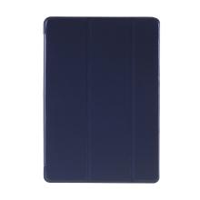 """Pouzdro / kryt pro Apple iPad 10,2"""" (2019 - 2021) - funkce chytrého uspání - gumové - tmavě modré"""
