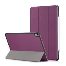 """Pouzdro / kryt pro Apple iPad Pro 11"""" (2018) - funkce chytrého uspání + stojánek - fialové"""