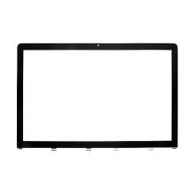 Krycí sklo LCD displeje pro Apple iMac 27 A1312 (rok 2009, 2010) - černý rámeček - kvalita A+