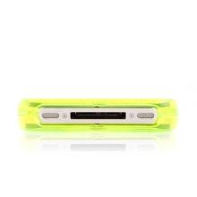 Ochranný rámeček / bumper pro Apple iPhone 4 plastový - zelený