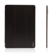 Pouzdro DEVIA pro Apple iPad Pro 9.7 - stojánek a funkce chytrého uspání - černé