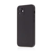 Kryt SWISSTEN Soft Joy pro Apple iPhone 12 mini - příjemný na dotek - silikonový