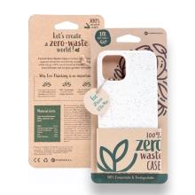 Kryt FORCELL BIO - pro Apple iPhone 12 Pro Max - Zero Waste kompostovatelný kryt - přírodní