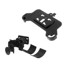 Držák na kolo pro Apple iPhone 6 / 6S / 7 / 8 - plastový - černý