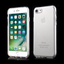 Kryt pro Apple iPhone 7 / 8 - gumový - průhledný