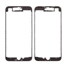 Plastový fixační rámeček pro přední panel (touch screen) Apple iPhone 7 Plus - černý