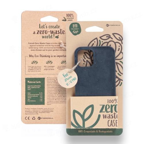 Kryt FORCELL BIO - pro Apple iPhone 12 / 12 Pro - Zero Waste kompostovatelný kryt