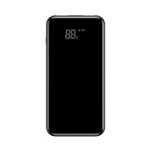 Externí baterie / power bank BASEUS - bezdrátové nabíjení Qi (5W) - 8000 mAh - Micro USB + USB-A - 10W