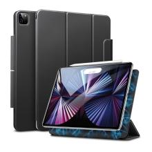 """Pouzdro / kryt ESR pro Apple iPad Pro 11"""" (2020 - 2021) - magnetické uchycení - černé"""