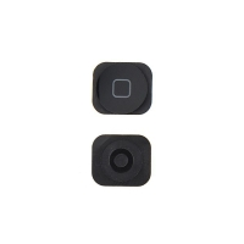 Tlačítko Home Button pro Apple iPhone 5 / 5C - černé - kvalita A+
