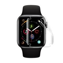 Ochranná Hydrogel fólie pro Apple Watch 44mm Series 4 / 5 / 6 / SE - čirá