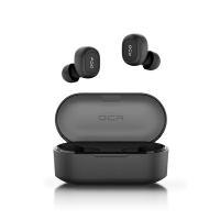 Bezdrátová sluchátka QCY T2C TWS - černá
