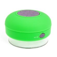 Reproduktor Bluetooth - voděodolný - silikonový - zelený