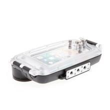 Pouzdro vodotěsné MEIKON pro Apple iPhone 7 - do 40m hloubky (IPX8) - černé