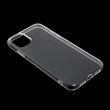 Kryt pro Apple iPhone 11 - silný - gumový - průhledný
