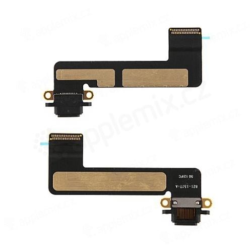 Flex kabel s Lightning konektorem pro Apple iPad mini - černý - kvalita A+