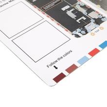Magnetická podložka pro šroubky Apple iPhone 6 Plus (rozměr 25x25cm)