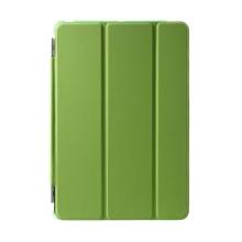 Pouzdro + Smart Cover pro Apple iPad mini / mini 2 / mini 3 - zelené