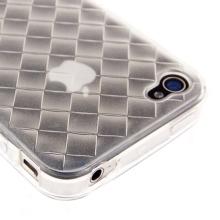 Ochranný kryt / pouzdro pro Apple iPhone 4 texturovaný