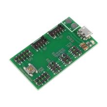 Nabíjecí panel W222 pro baterie Apple iPhone 4 / 5 - 7 / 7 Plus - USB / micro USB