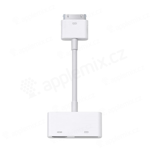 Originální Apple 30pin Digital AV Adapter (HDMI + 30 pin)