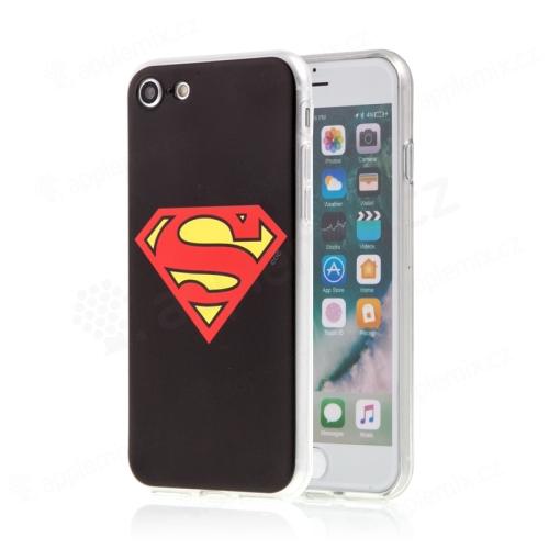 Kryt pro Apple iPhone 7 / 8 - Superman - gumový
