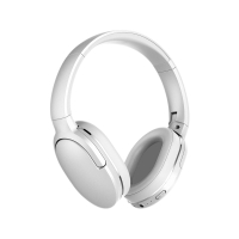 Bezdrátová sluchátka BASEUS Encok D02 - bílá