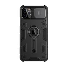 Kryt NILLKIN pro Apple iPhone 11 Pro Max - posuvná krytka fotoaparátu - plastový - černý