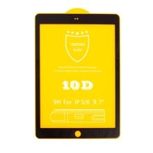 "Tvrzené sklo (Tempered Glass) pro Apple iPad Air 1 / 2 / Pro 9,7"" / 9,7"" (2017-2018) - 2,5D - čiré"