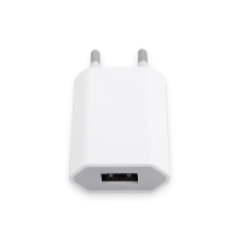 Mini USB nabíječka / adaptér pro Apple iPhone / iPod (1A)