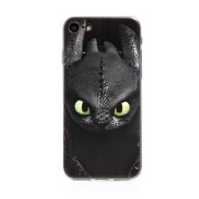 """Kryt """"Jak vycvičit draka"""" pro Apple iPhone 7 / 8 / SE (2020) - gumový - Bezzubka"""