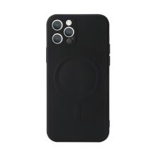 Kryt pro Apple iPhone - gumový - průhledný / duha