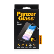 Tvrzené sklo (Tempered Glass) PANZERGLASS pro Apple iPhone Xr / 11 - standard fit - čiré - 0,4mm