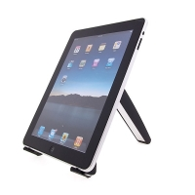 Skládací stojan pro Apple MacBook a iPad - černý