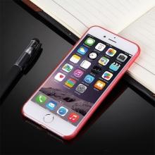 Kryt / obal pro Apple iPhone 7 Plus / 8 Plus chrana čočky - plastový / tenký