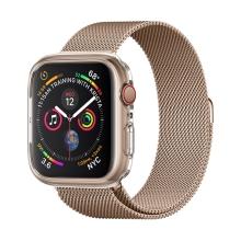 Kryt SPIGEN Liquid Crystal pro Apple Watch 4 / 5 / 6 / SE - 40mm - průhledný