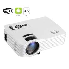 Mini projektor UNIC UC 36+ - WiFi / HDMI / USB - bílý