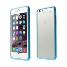 Plasto-gumový rámeček / bumper pro Apple iPhone 6 Plus / 6S Plus - modrý