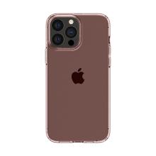 Kryt SPIGEN Crystal Flex pro Apple iPhone 13 Pro - gumový - růžový