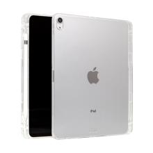 """Kryt pro Apple iPad Pro 11"""" - s držákem na Apple Pencil - gumový - průhledný"""