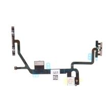 Flex kabel ovládání hlasitosti + tlačítko POWER a LED blesk pro Apple iPhone 8 - kvalita A+