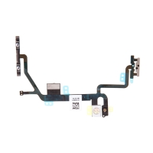 Flex kabel ovládání hlasitosti + tlačítko POWER a LED blesk pro Apple iPhone 8 / SE (2020) - kvalita A+