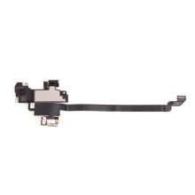 Horní reproduktor / sluchátko + flex kabel senzoru přiblížení (proximity) pro Apple iPhone Xr - kvalita A+