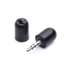 Mini mikrofon pro iPhone / iPod - černý