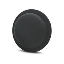 Kryt / obal pro Apple AirTag - nalepovací - silikonový - černý