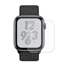 Ochranná fólie ENKAY pro Apple Watch 44mm Series 4 / 5  / 6 / SE - přední - čirá