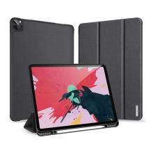 "Pouzdro DUX DUCIS Domo pro Apple iPad Pro 12,9"" (2018) / 12,9"" (2020) - stojánek - černé"